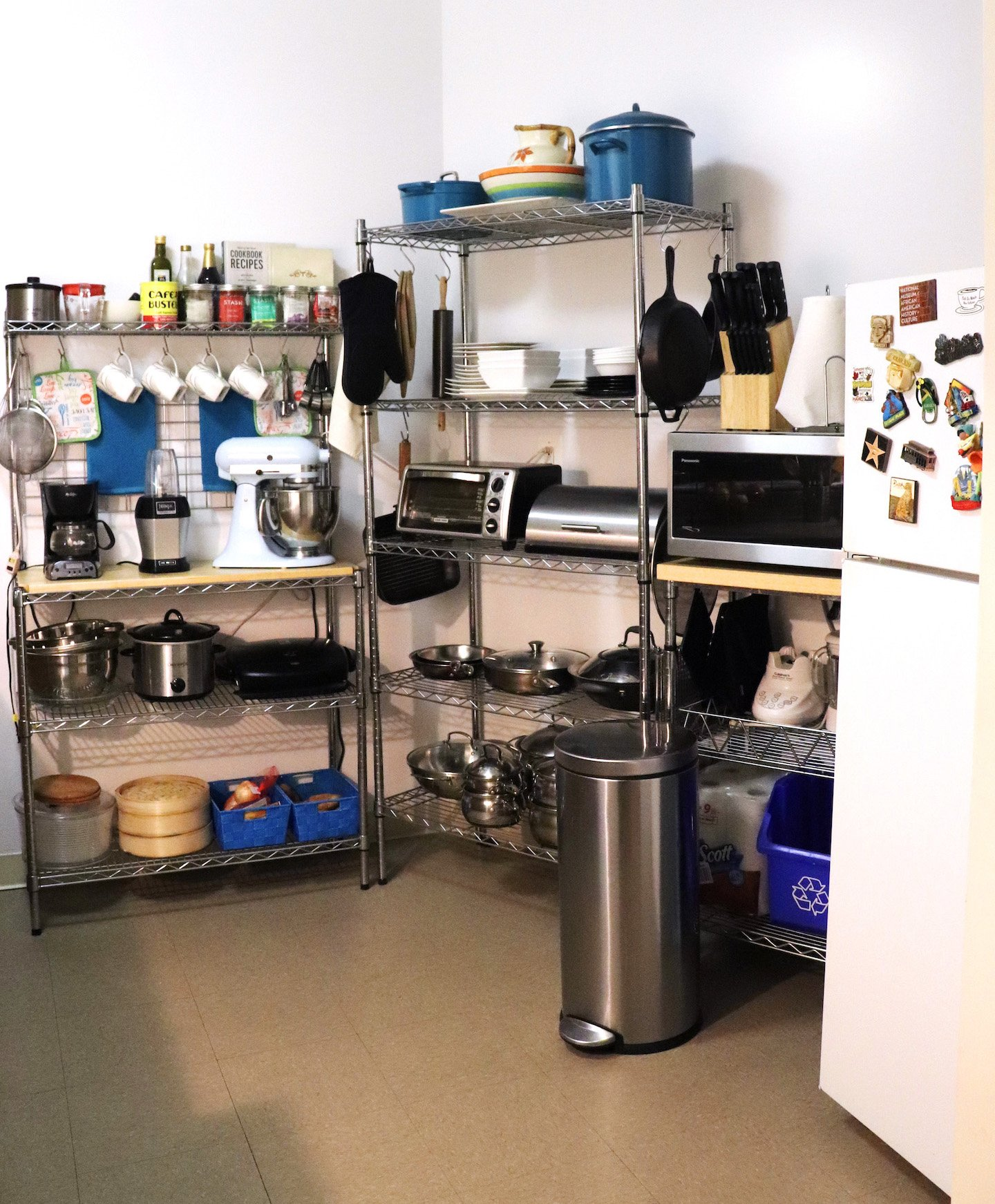 How To Make The Most Of Your Space In A Small Kitchen