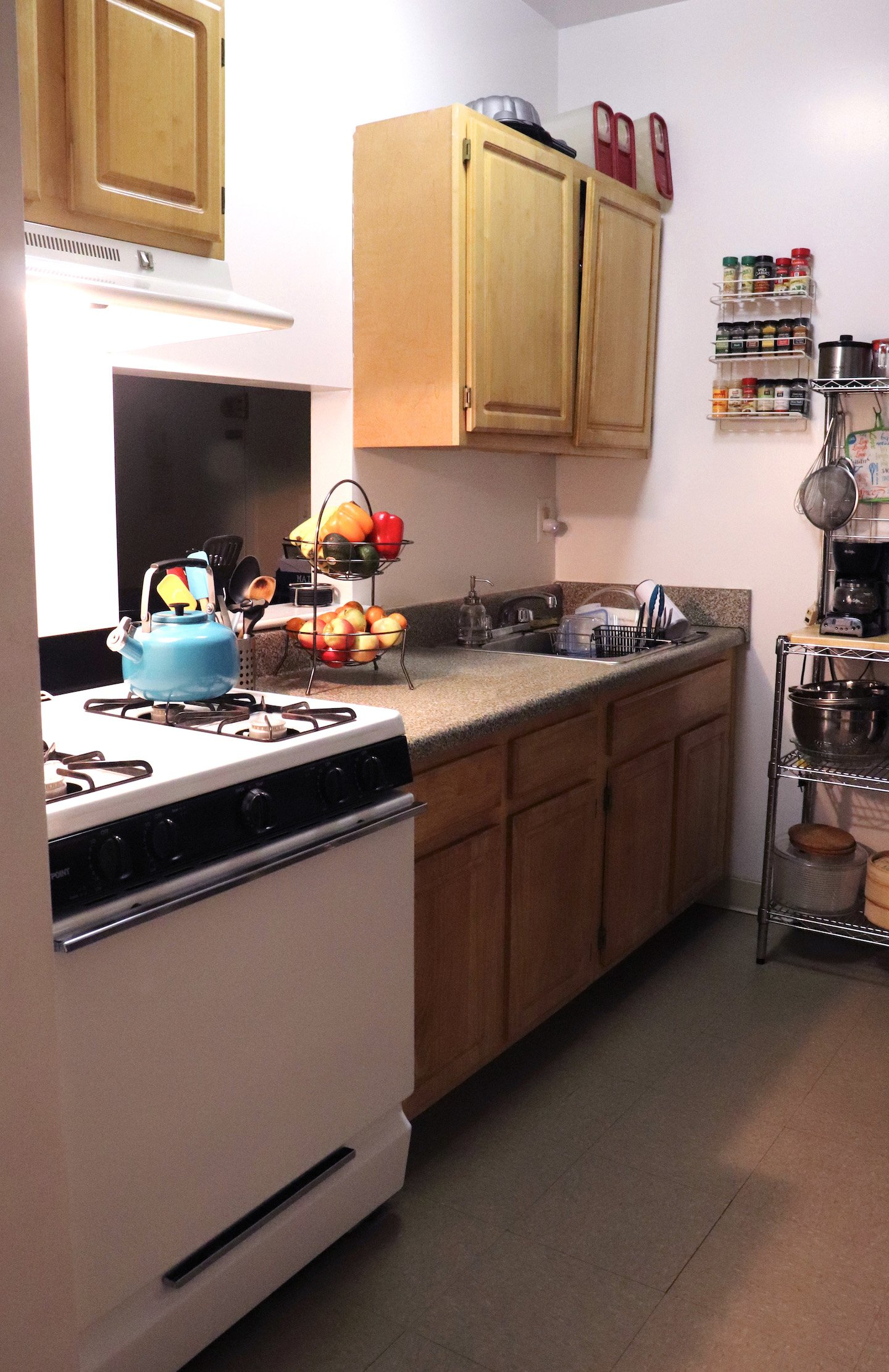 How To Create More Counter Space In Small Kitchen