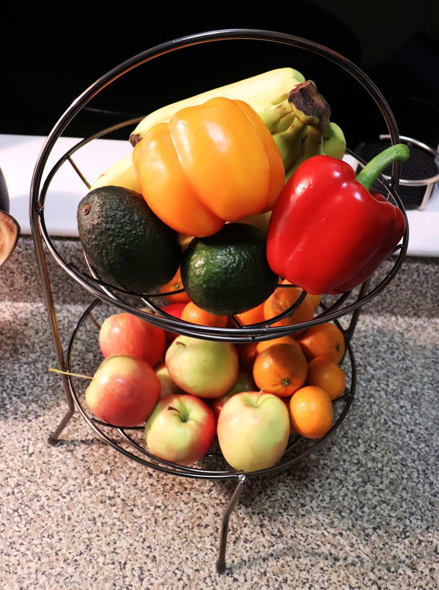How To Store Fruit & Vegetables In Small Kitchen