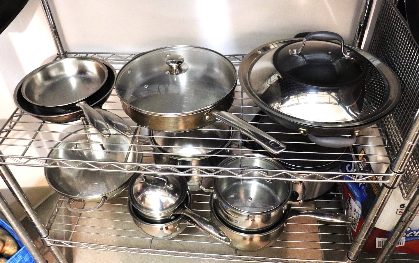 How To Store Pots In A Small Kitchen