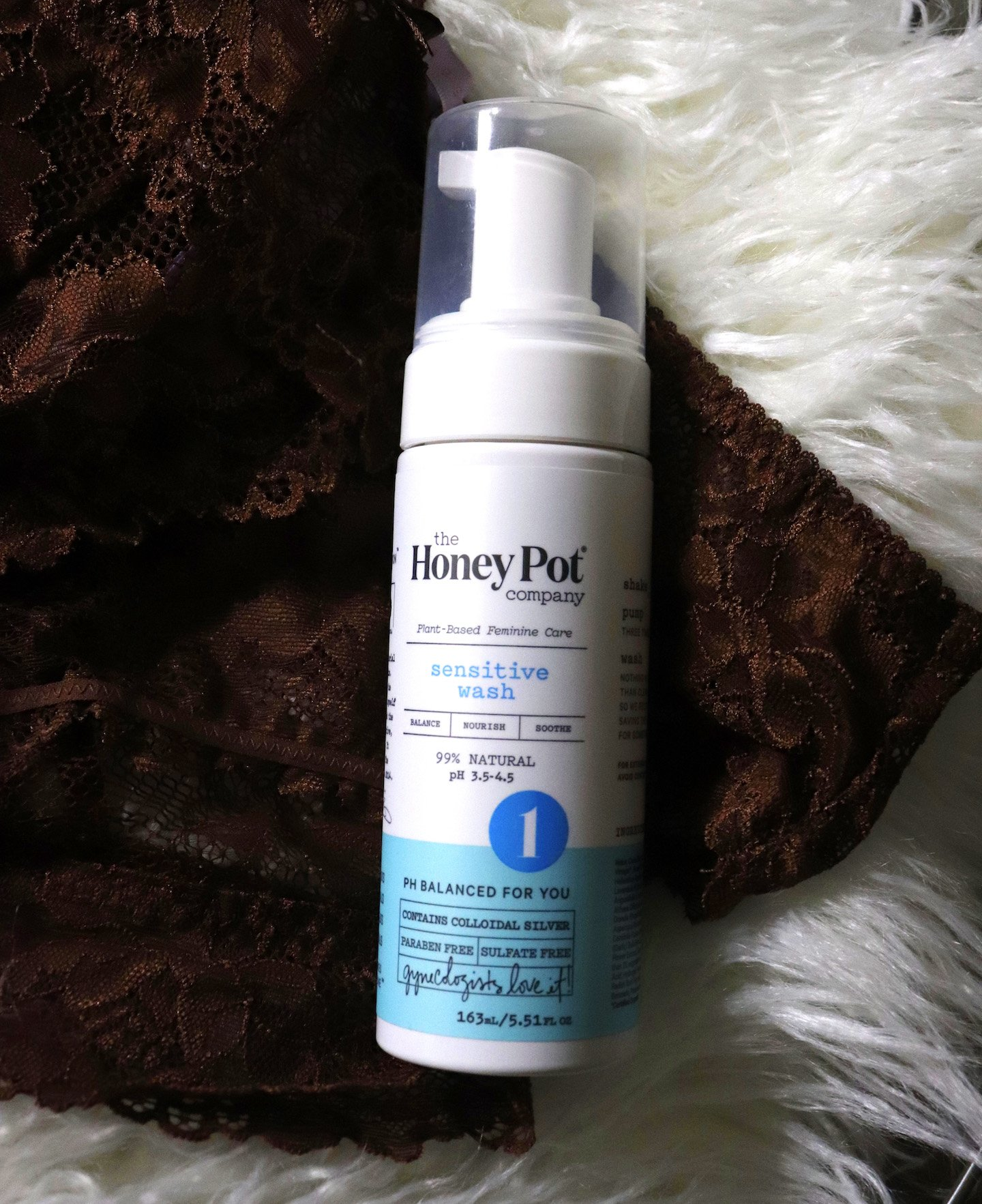The Honey Pot Sensitive Feminine Wash Review