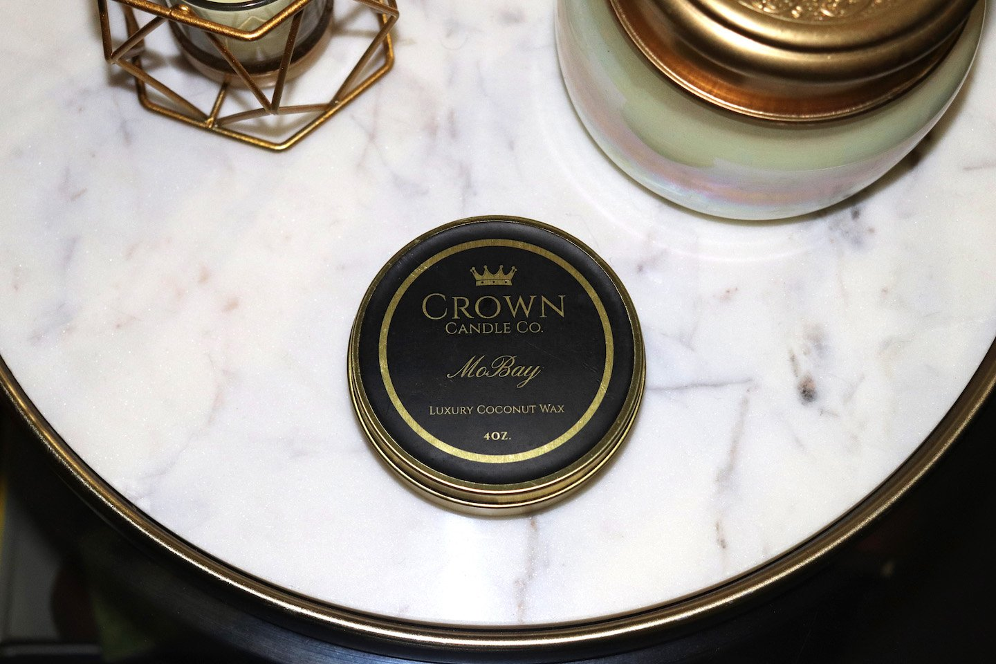 Black Women-Owned Holiday Gift Guide Crown Candle Co.
