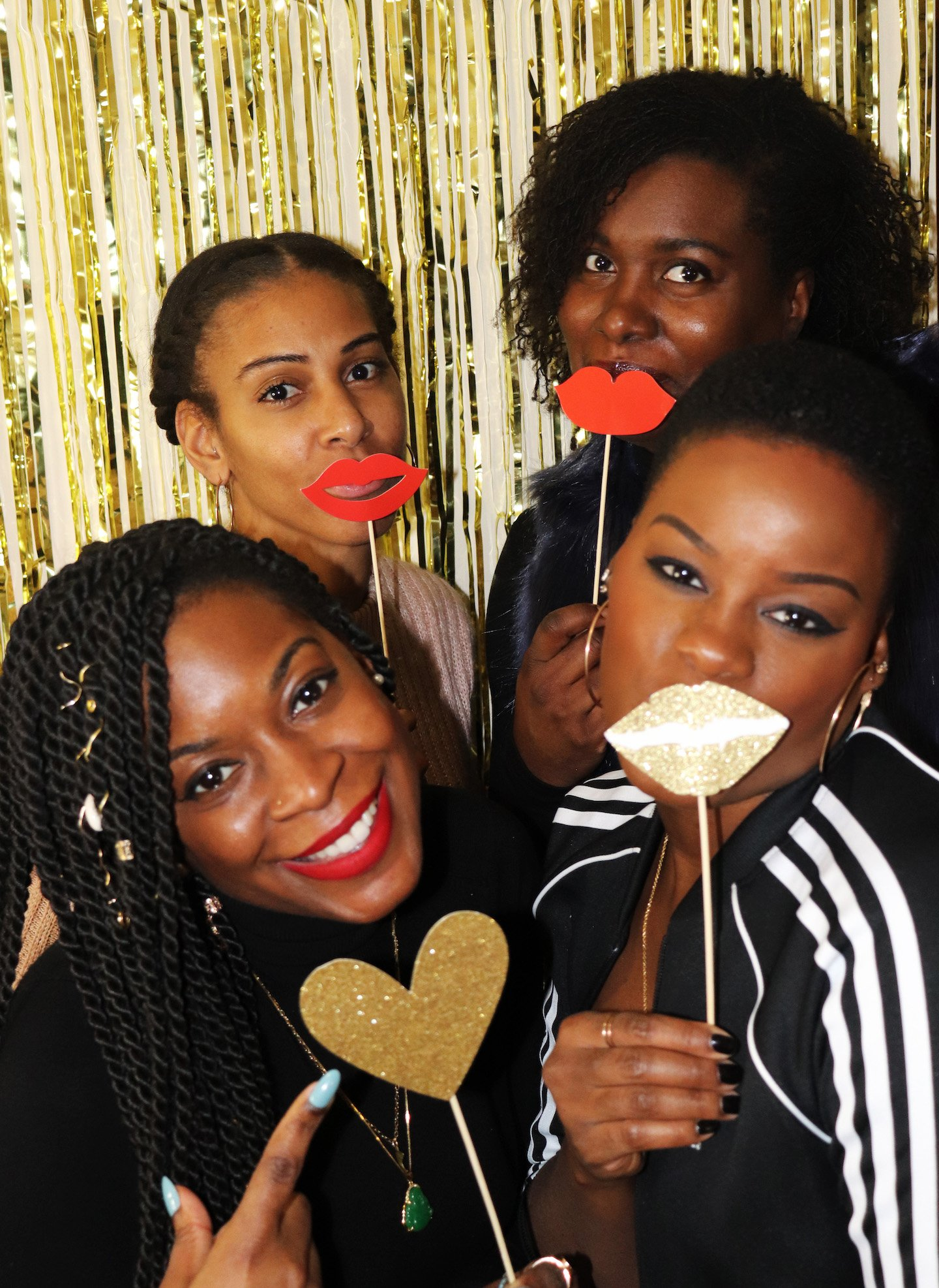 Galentine's Day Brunch Photo Booth