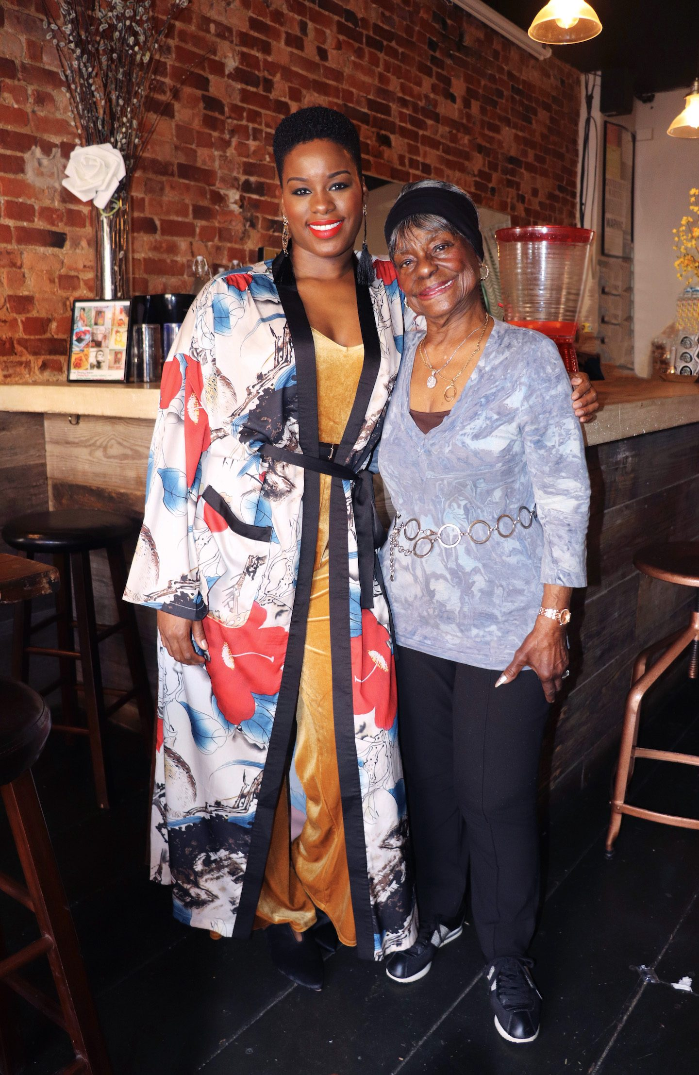 Great Grams 90th Birthday Brunch at Cherie's BedStuy