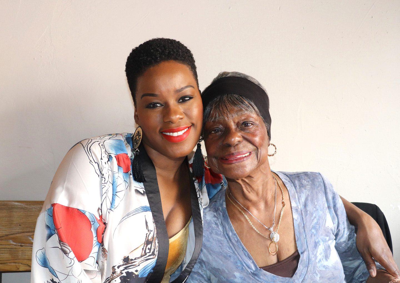 Great Grams 90th Birthday Cheri's BedStuy