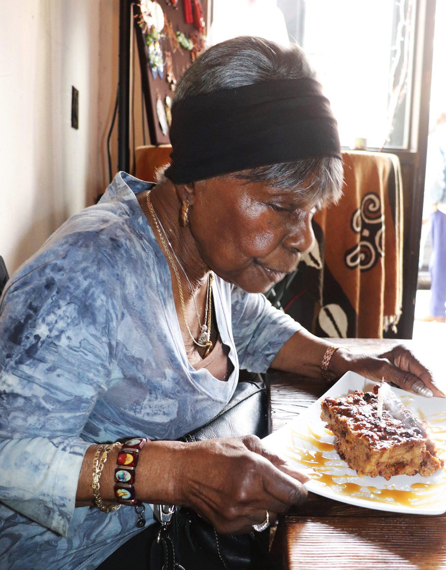 90th Birthday Brunch Cherie's BedStuy