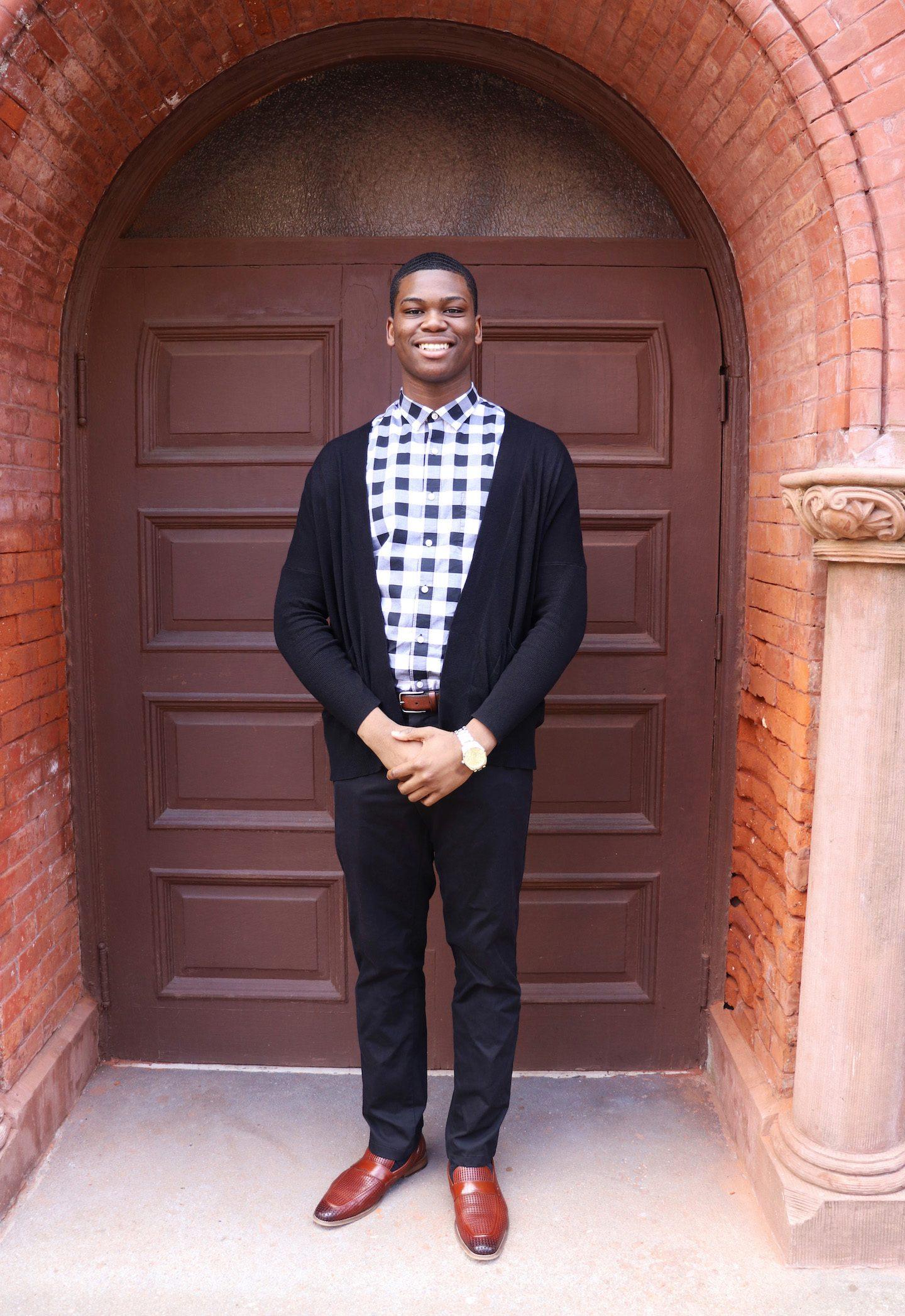 Teen Boy Church Outfit