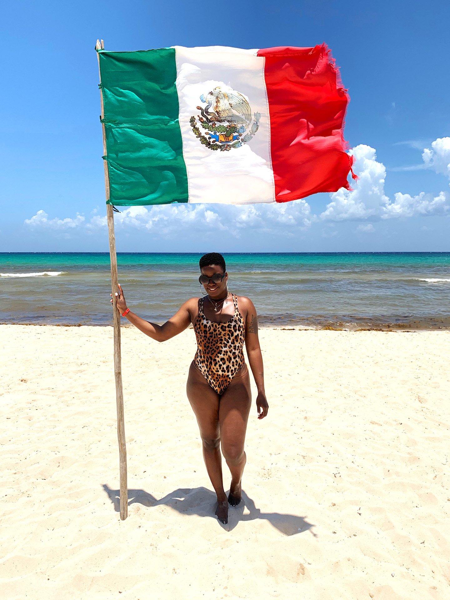 Riu Tequila Beach at Riu Yucatan