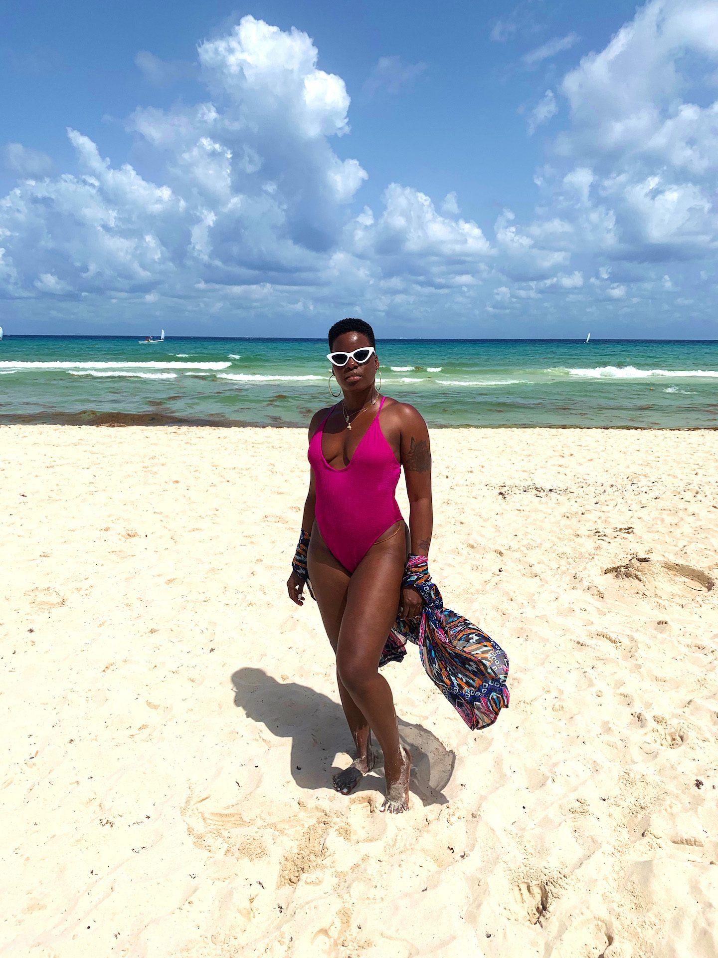 Riu Yucatan Beach Review