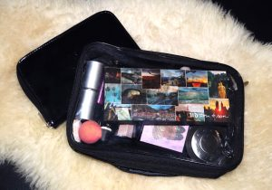 Travel Beauty Bag Essentials