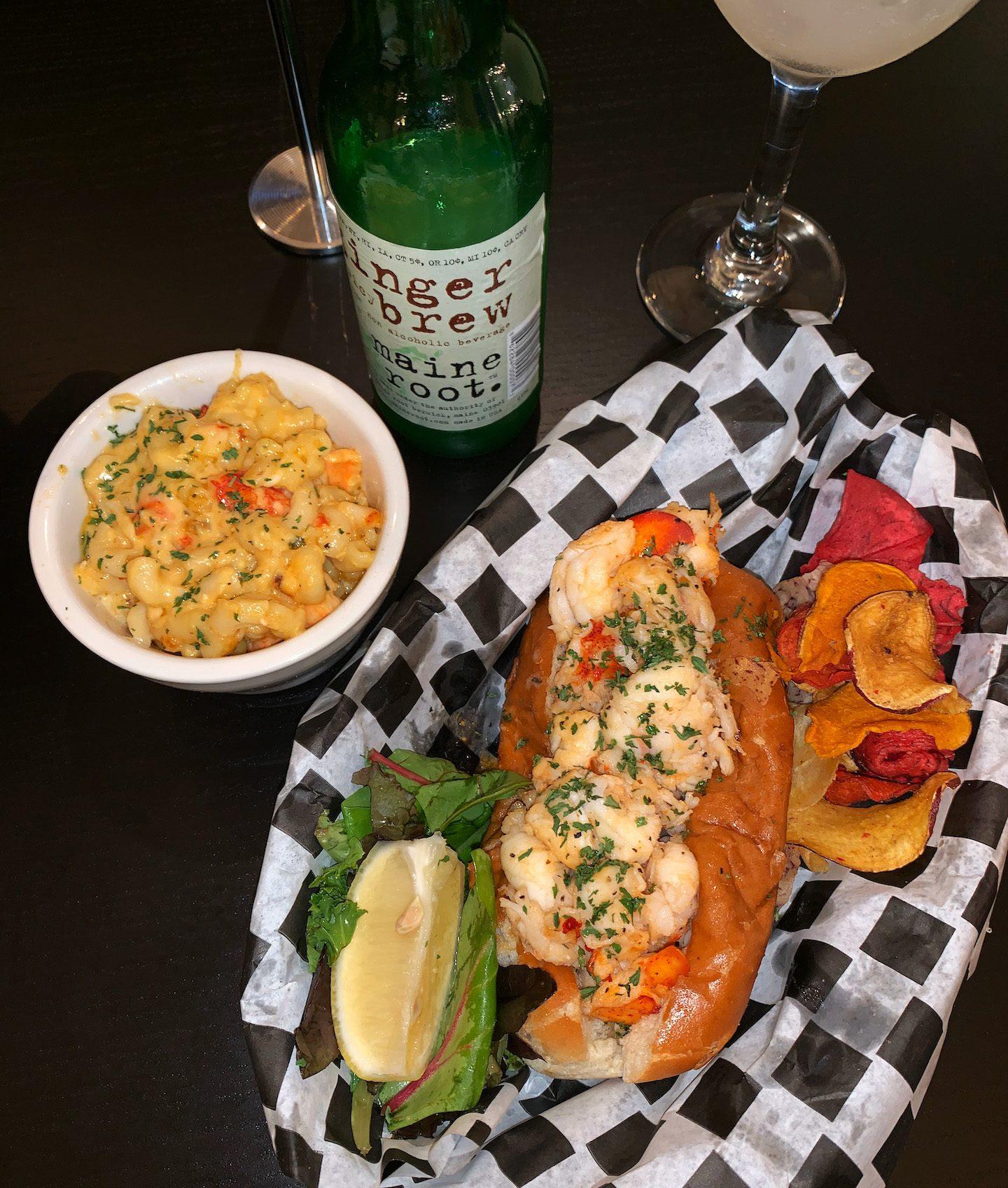 BK Lobster Restaurant Review