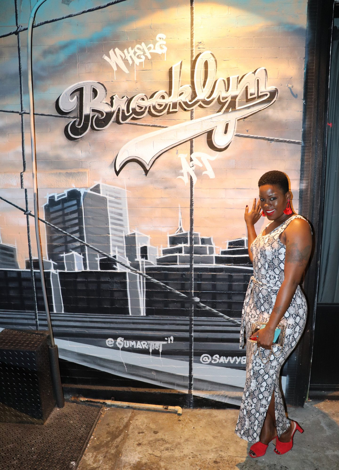 Savvy Bistro Black Owned Brooklyn Restaurants