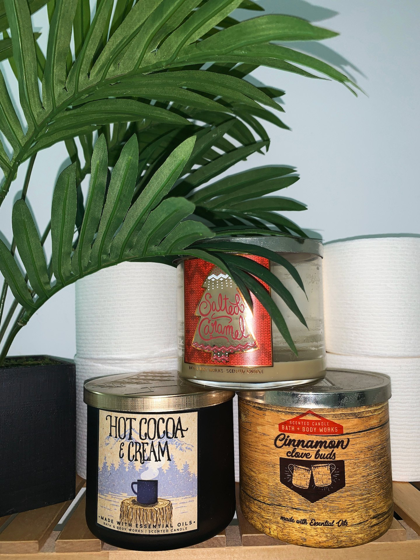 Bath & Body Works Candles Christmas Gift Ideas