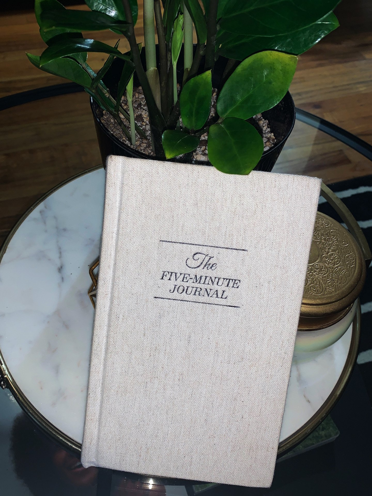 The Five Minute Journal Wellness Gift