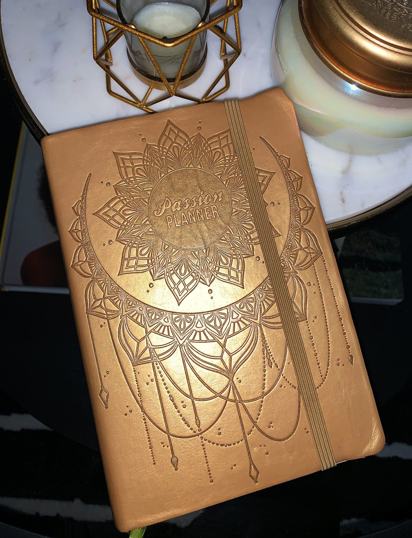 Pretty Planner as Christmas Gift