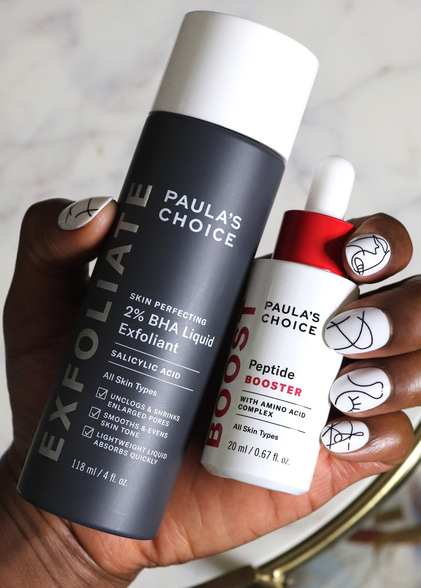 Paula's Choice Peptide Booster & BHA 2% Liquid