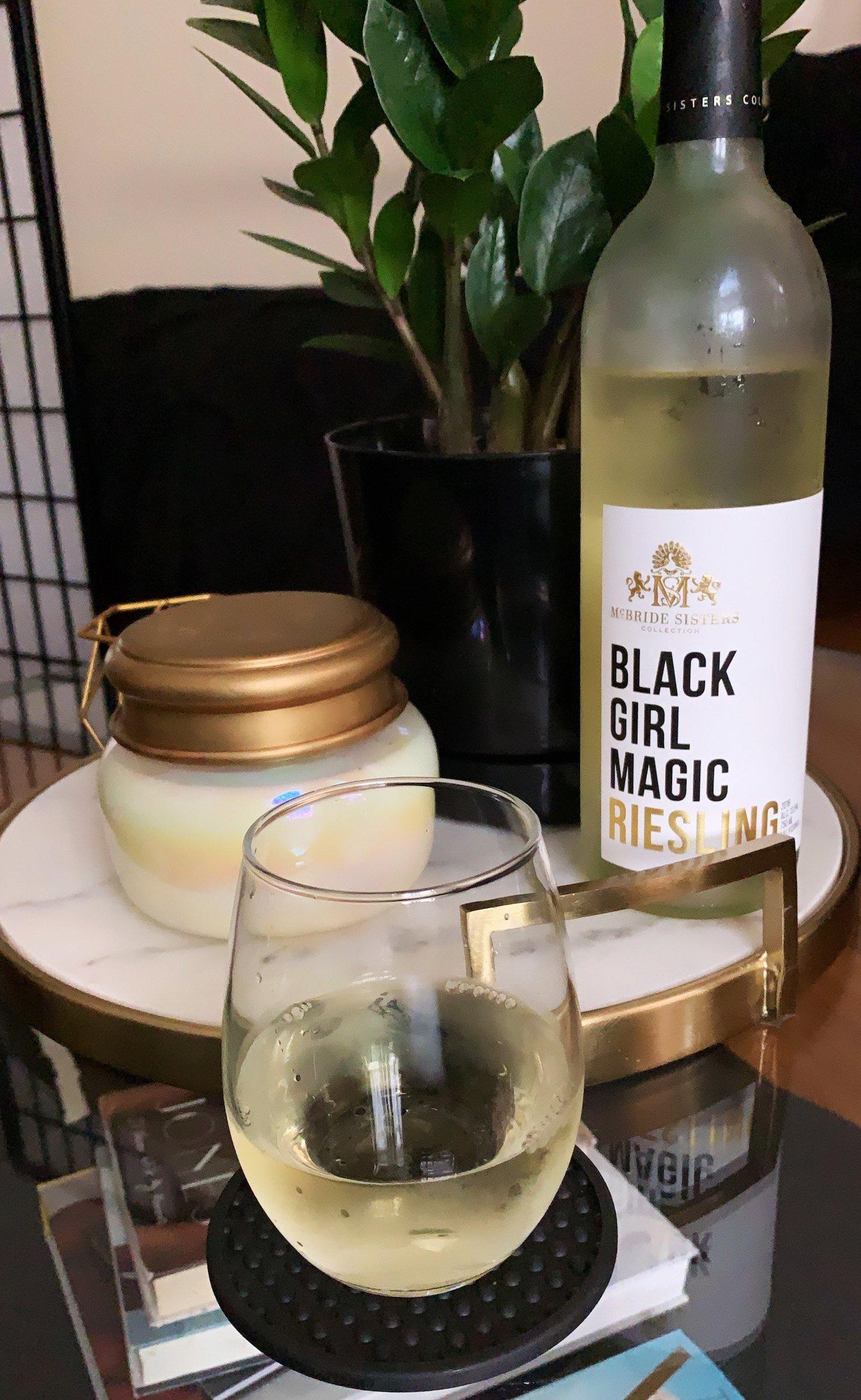 Wellness Gifts Black Girl Magic Wine