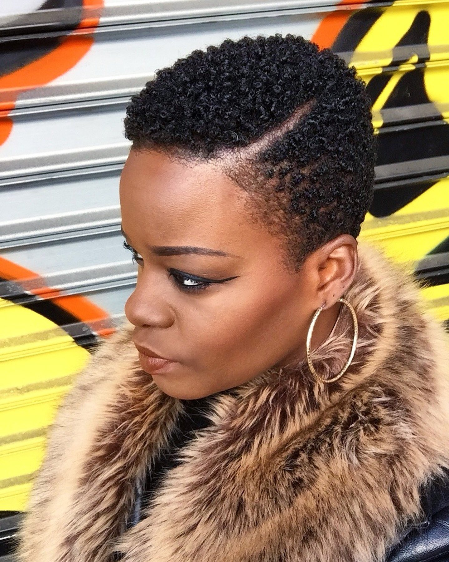 4C Tapered Cut With Side Part