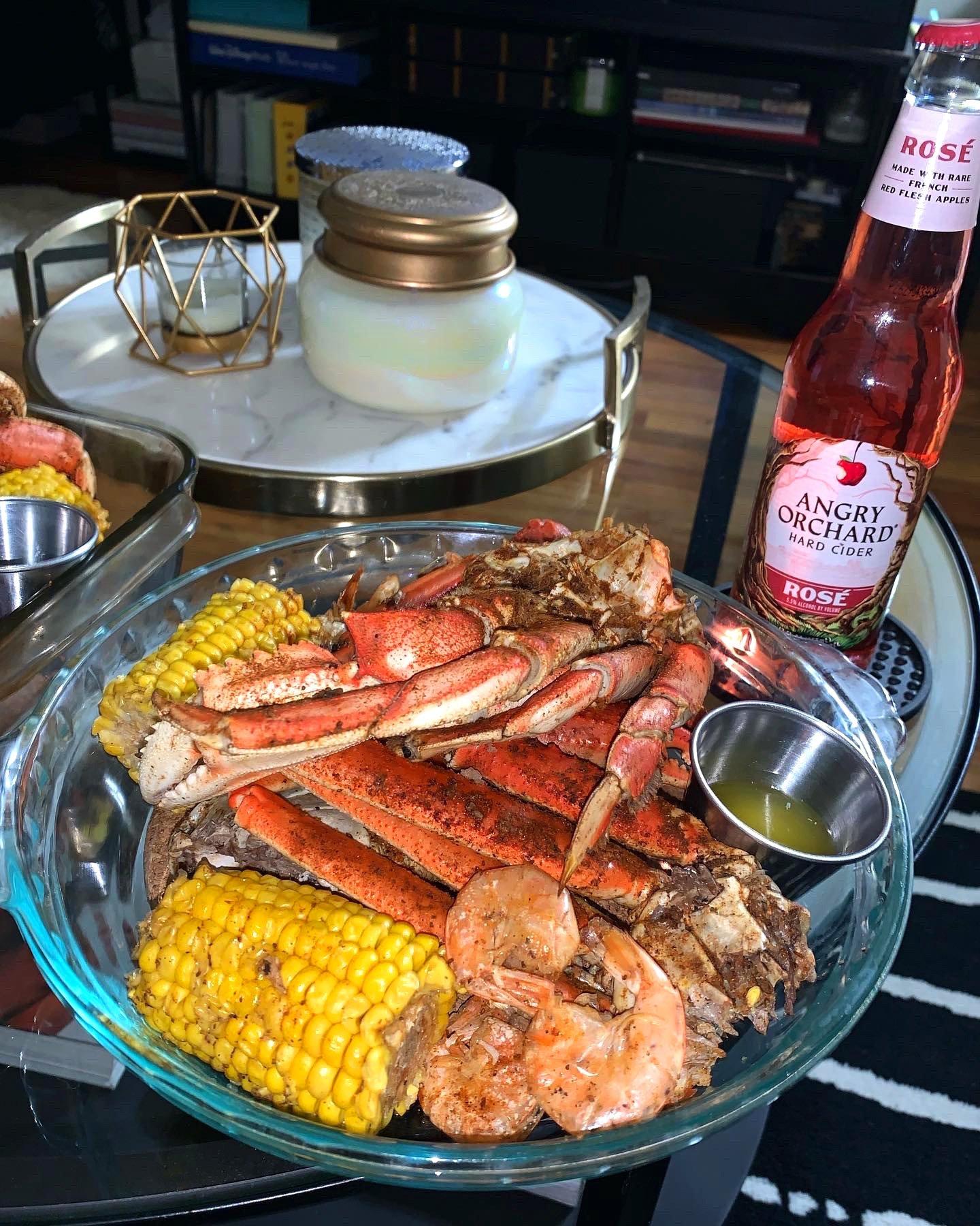 Crab Boil Date Night In