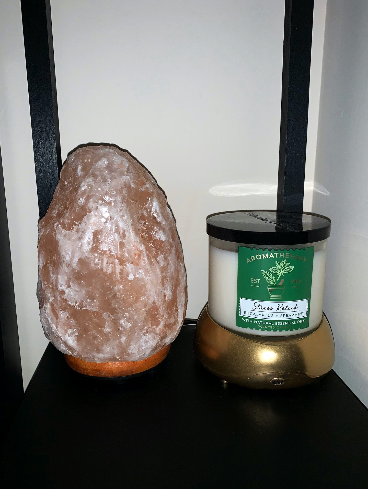Give Yourself A Salt Lamp For Valentine's Day