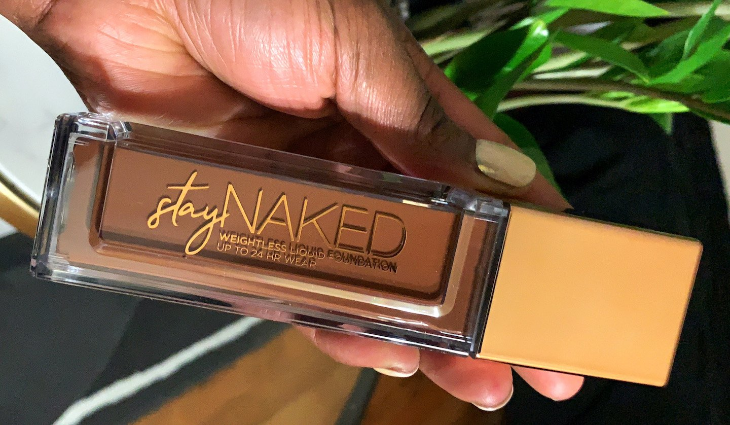 Lightweight Foundations For Dark Skin- Urban Decay Stay Naked Foundation