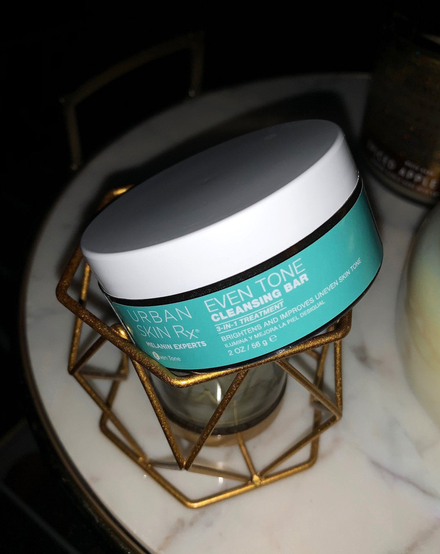 Urban Skin Rx Even Tone Cleansing Bar Review