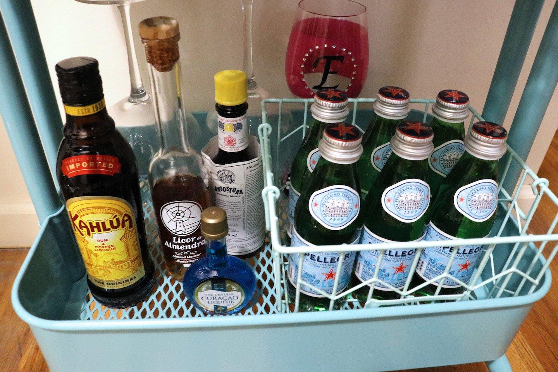 At Home Bar Mixers
