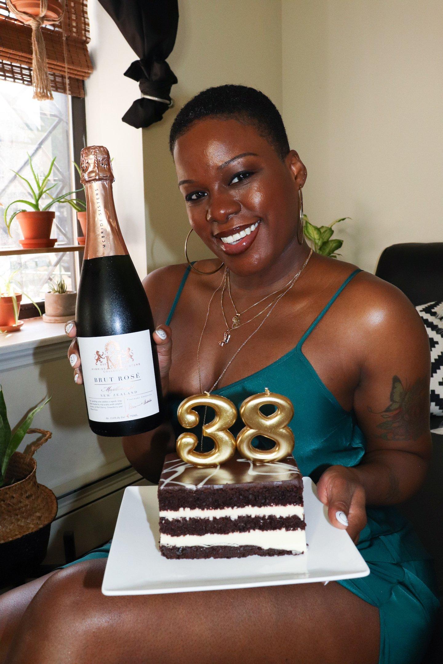 Glammzmore's 38th Birthday