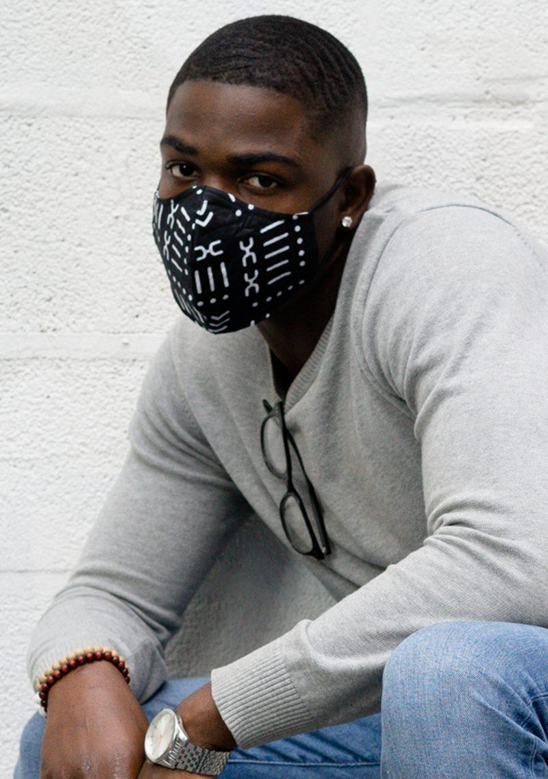Shop Black Diol Face Masks