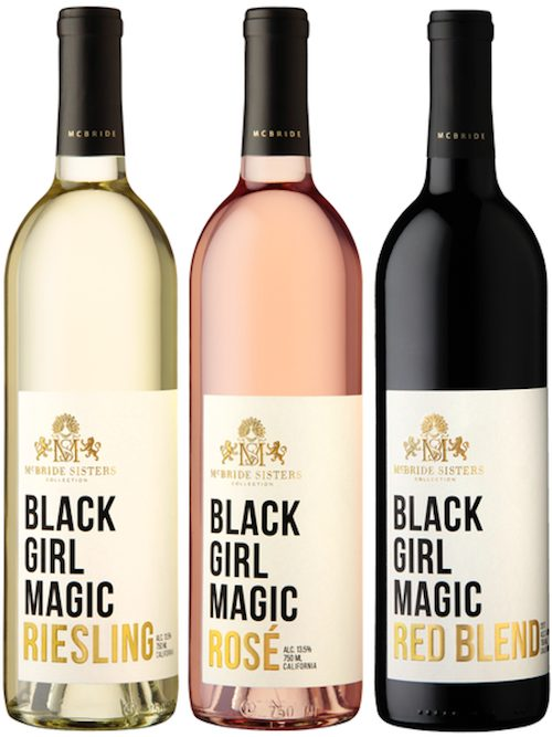 Black-Owned Holiday Gift Guide McBride Sisters Wine