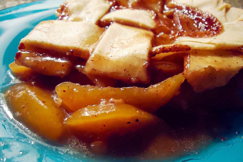 Phenomenal Peach Cobbler Recipe