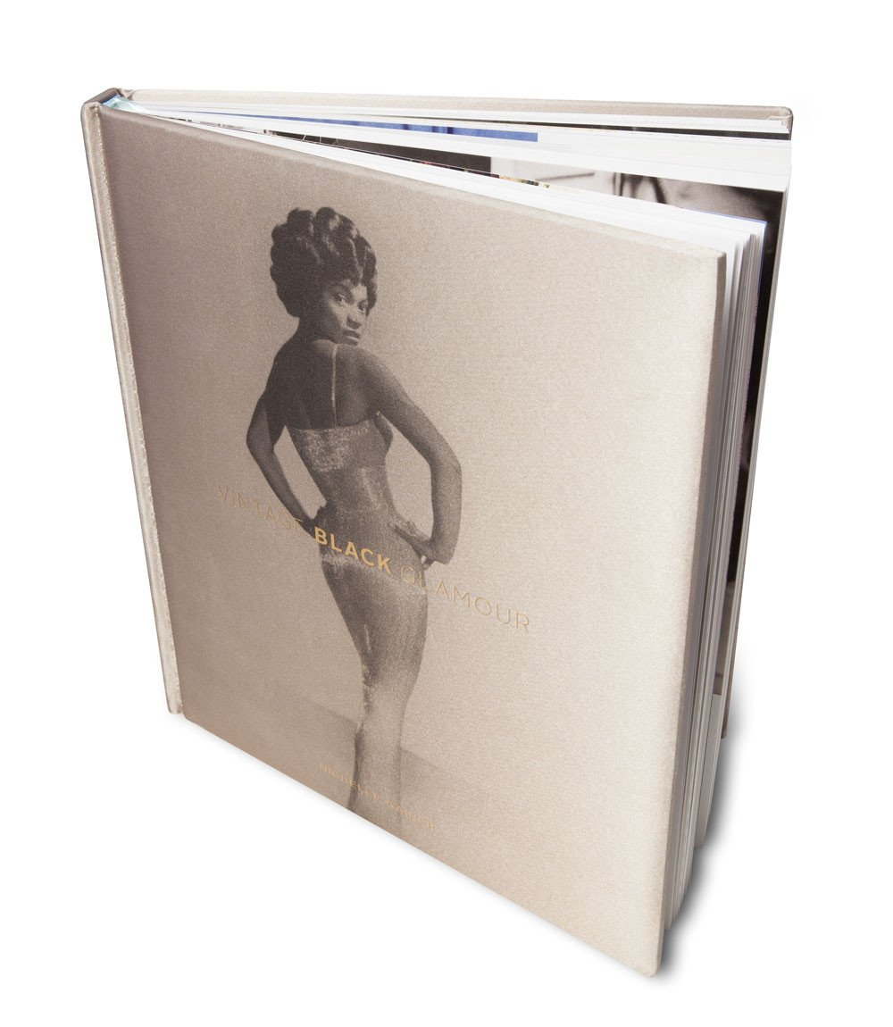 Black-Owned Holiday Gift Guide Vintage Black Glamour Book