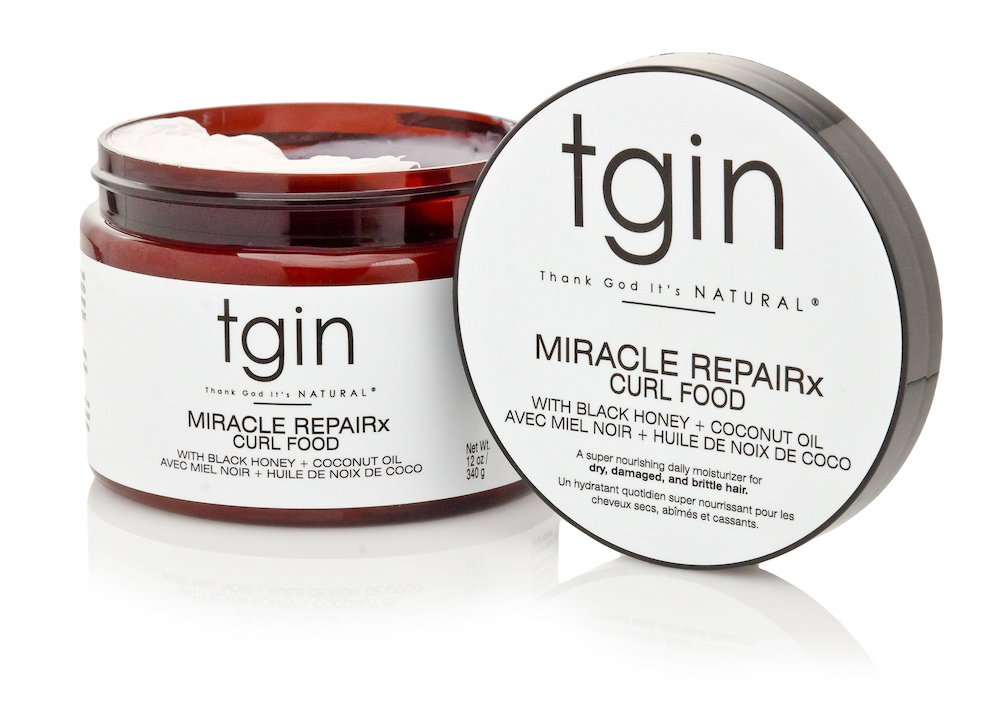 2020 Beauty Faves: TGIN Miracle Repairx Curl Food