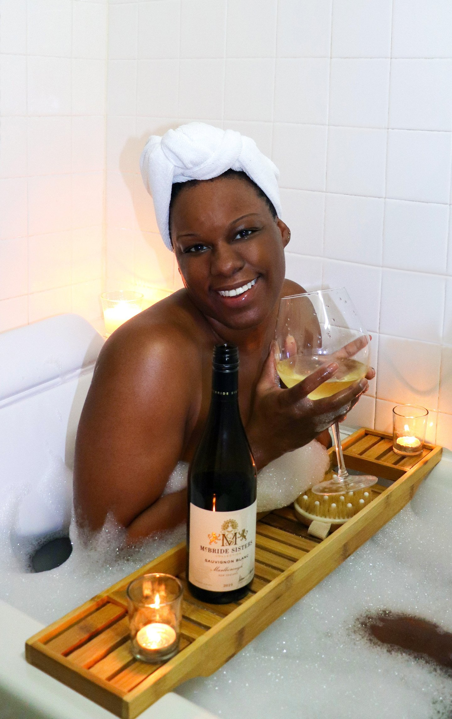 At Home Spa Day
