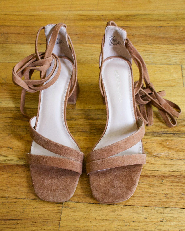 BCBGeneration Deena Lace up Sandal