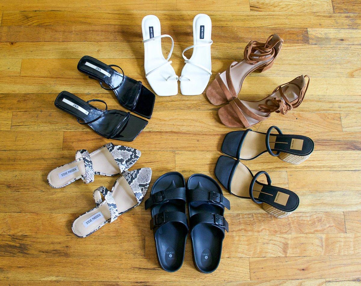 GlamMzMore Summer 2021 Shoe Lineup
