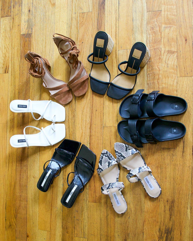 Summer 2021 Shoe Lineup