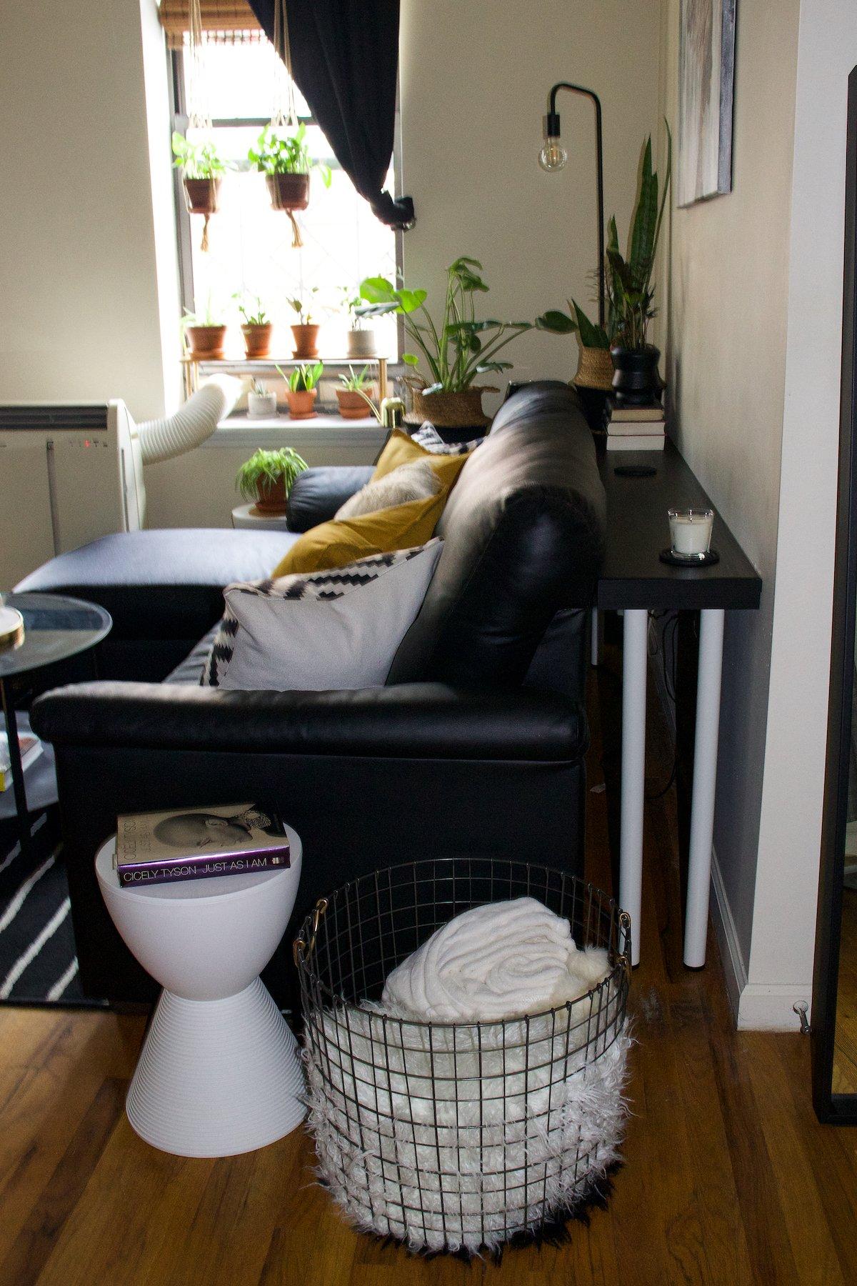 DIY Ikea Sofa Table